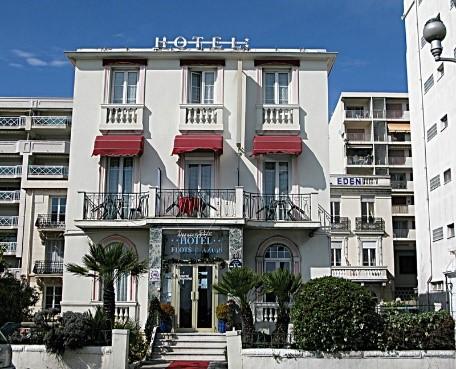 Travaux – Hôtel – Promenade des Anglais – Nice